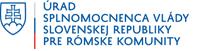 Úrad splnomocnenca vlády Slovenskej republiky pre rómske komunity